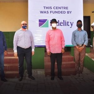 Fidelity Bank Donates Covid-19 Isolation Centre to Anambra State