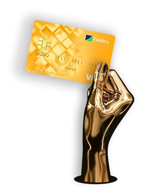 Fidelity Bank Credit card