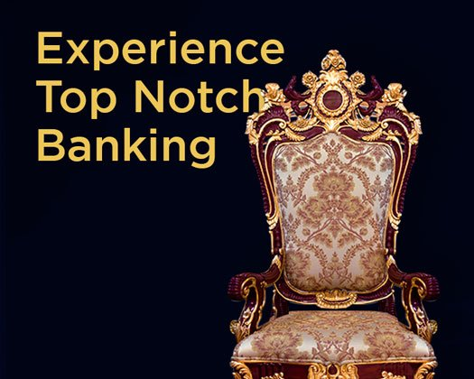 Experience fidelity topnotch banking