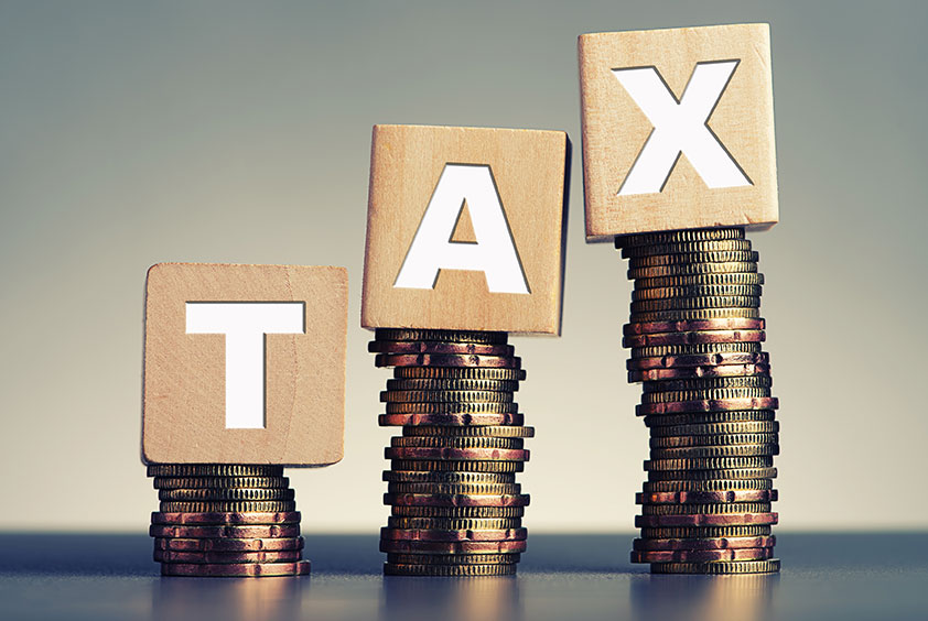 Fidelity Private banking tax