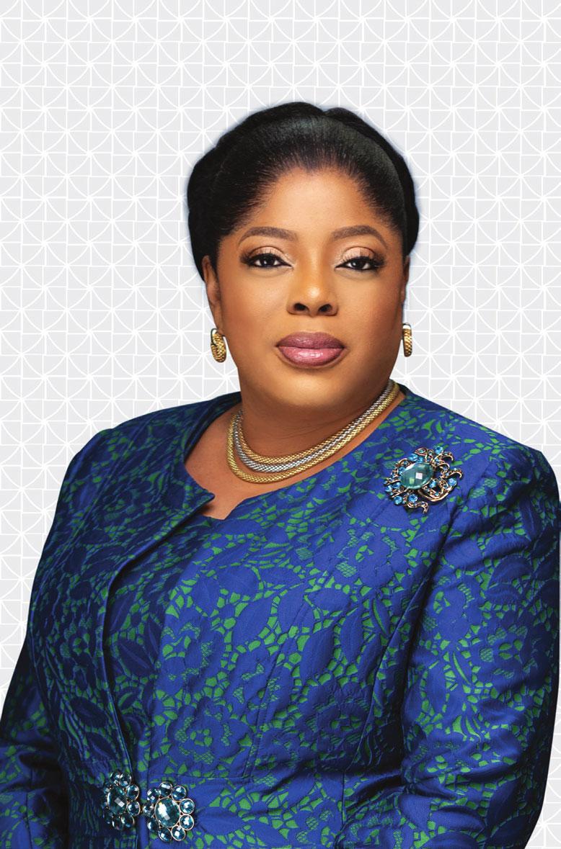 Fidelity CEO, Mrs. Nneka Onyeali-Ikpe