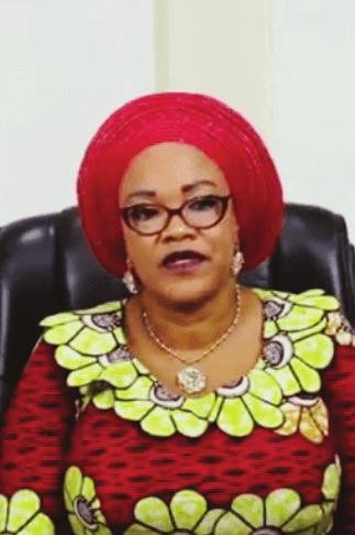 Mrs. Monica Ugwuanyi, First Lady, Enugu State