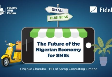 Fidelity SME Forum with Churuba