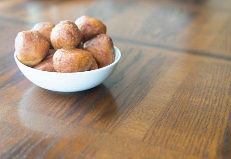 Puff Puff a popular Nigerian Snack and street food